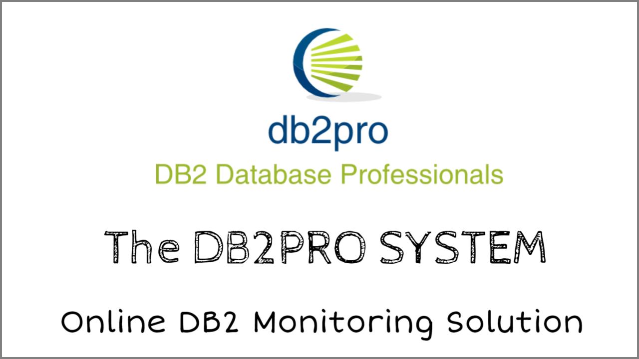 db2pro – DB2 Database Professionals   Subscription-Based DB2